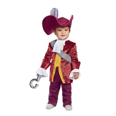 Peter Pan  Captain Hook Classic Infant Costume
