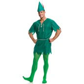 Peter Pan Costume For Adults