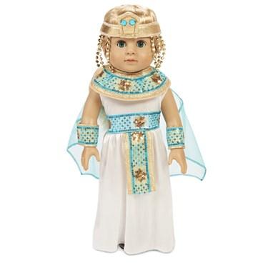 "Pharoah's Princess 18"" Doll Costume"