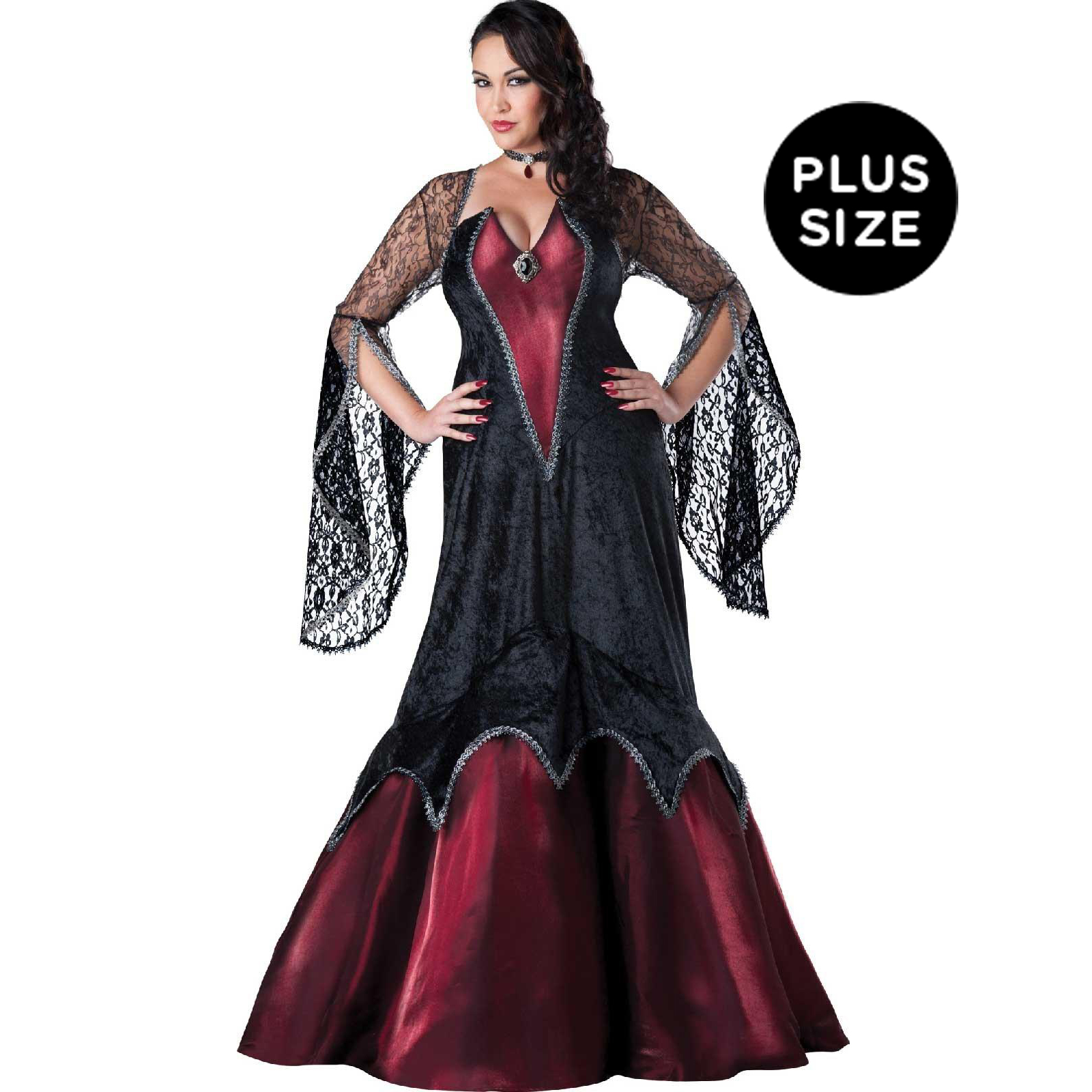 piercing beauty adult plus size costume   buycostumes