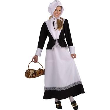 Pigrim Lady Adult Costume