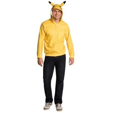 Pikachu Adult Hoodie