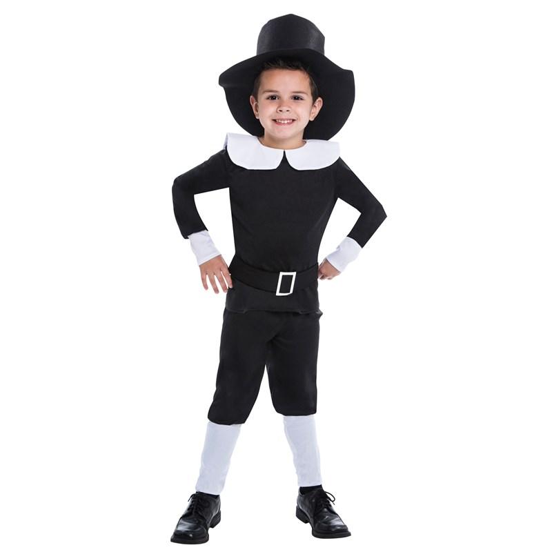 Pilgrim Boy Child Costume