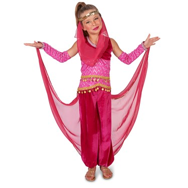 Shimmer And Shine Costumes For Little Girls - Creative ...