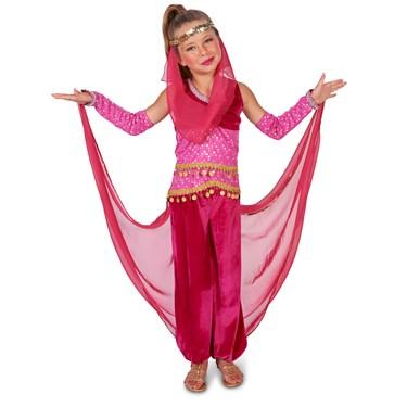 Pink Genie Child Costume | BuyCostumes.com Genie Girl Costume