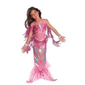 Pink Mermaid Child Costume