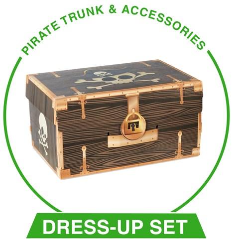Pirate Accessories Dress-up Set