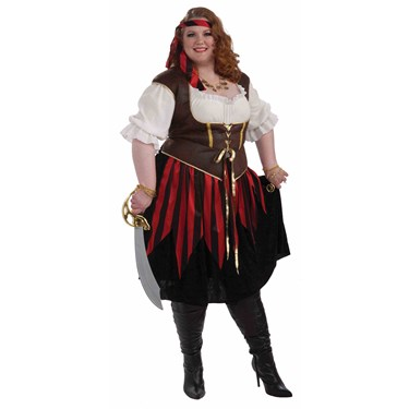 Pirate Lady Adult Costume