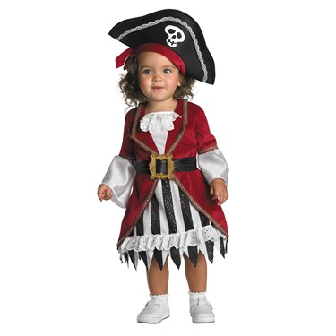 Pirate Princess Infant Costume