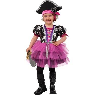 Pirate Princess Toddler Costume