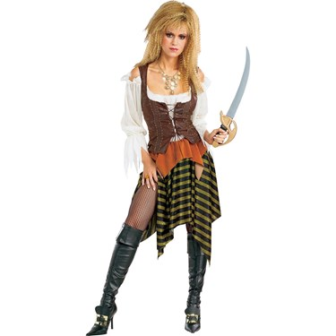 Pirate Wench Adult Costume