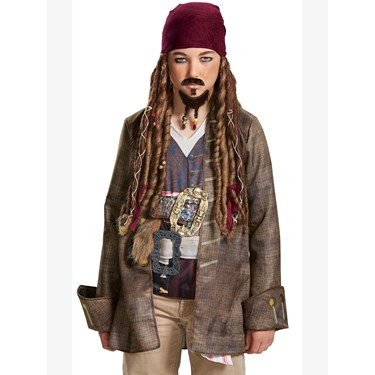 Pirates of the Caribbean 5: Child Goatee & Mustache