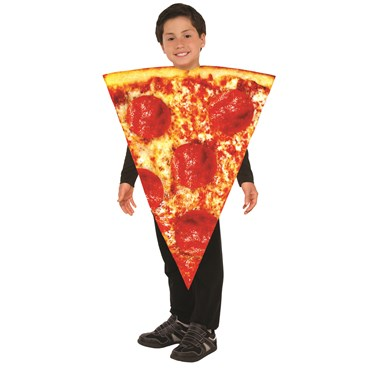 Pizza Child Costume