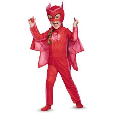 Pj Masks Owlette Classic Toddler Costume