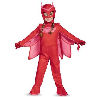 PJ Masks Owlette Deluxe Child Costume