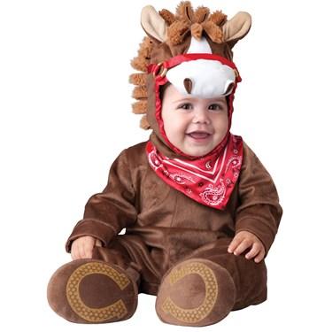 Playful Pony Infant Costume