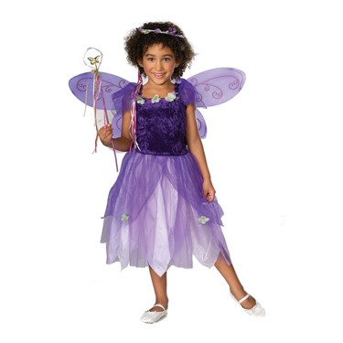 Plum Pixie Child Costume