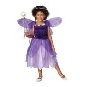 Plum Pixie Child Costume