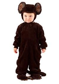 Click Here to buy Plush Monkey Newborn / Baby Costume from BuyCostumes