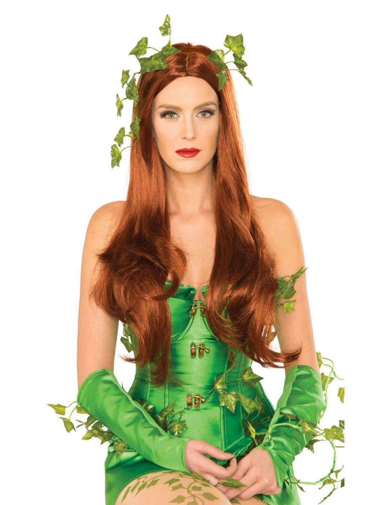 Poison Ivy Womens Headband