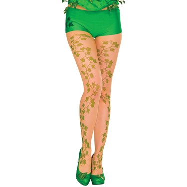 Poison Ivy Womens Pantyhose