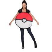 Pokemon Adult Inflatable Poke Ball Costume