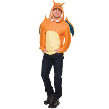 Pokemon Charizard Adult Hoodie
