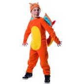 Pokemon Charizard Child Costume