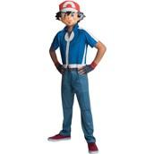 Pokemon Children's Ash Costume