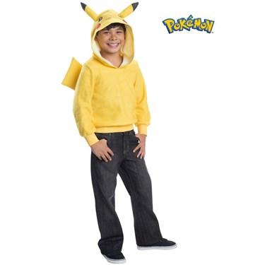 Pokemon Children's Pikachu Character Hoodie