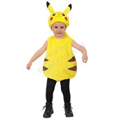 Pokemon Pikachu Bubble Child Costume