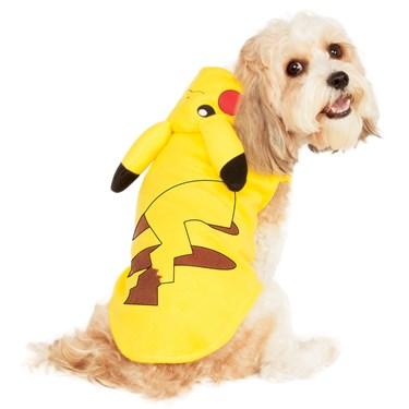 Pokemon Pikachu Hoodie Pet Costume