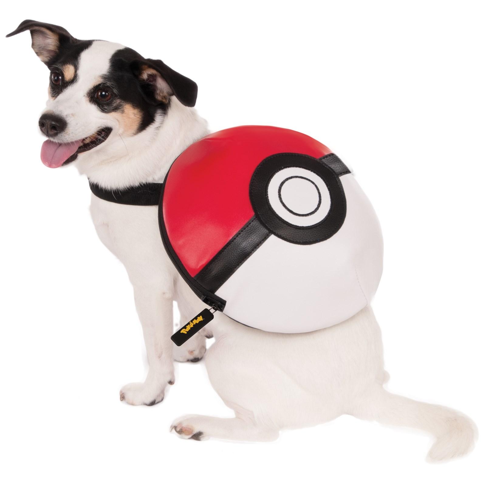 pokemon pokeball backpack pet costume - Costume Props