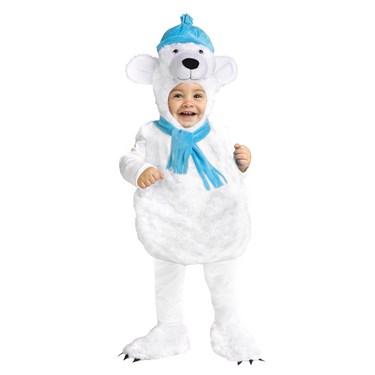 Polar Bear Infant Costume