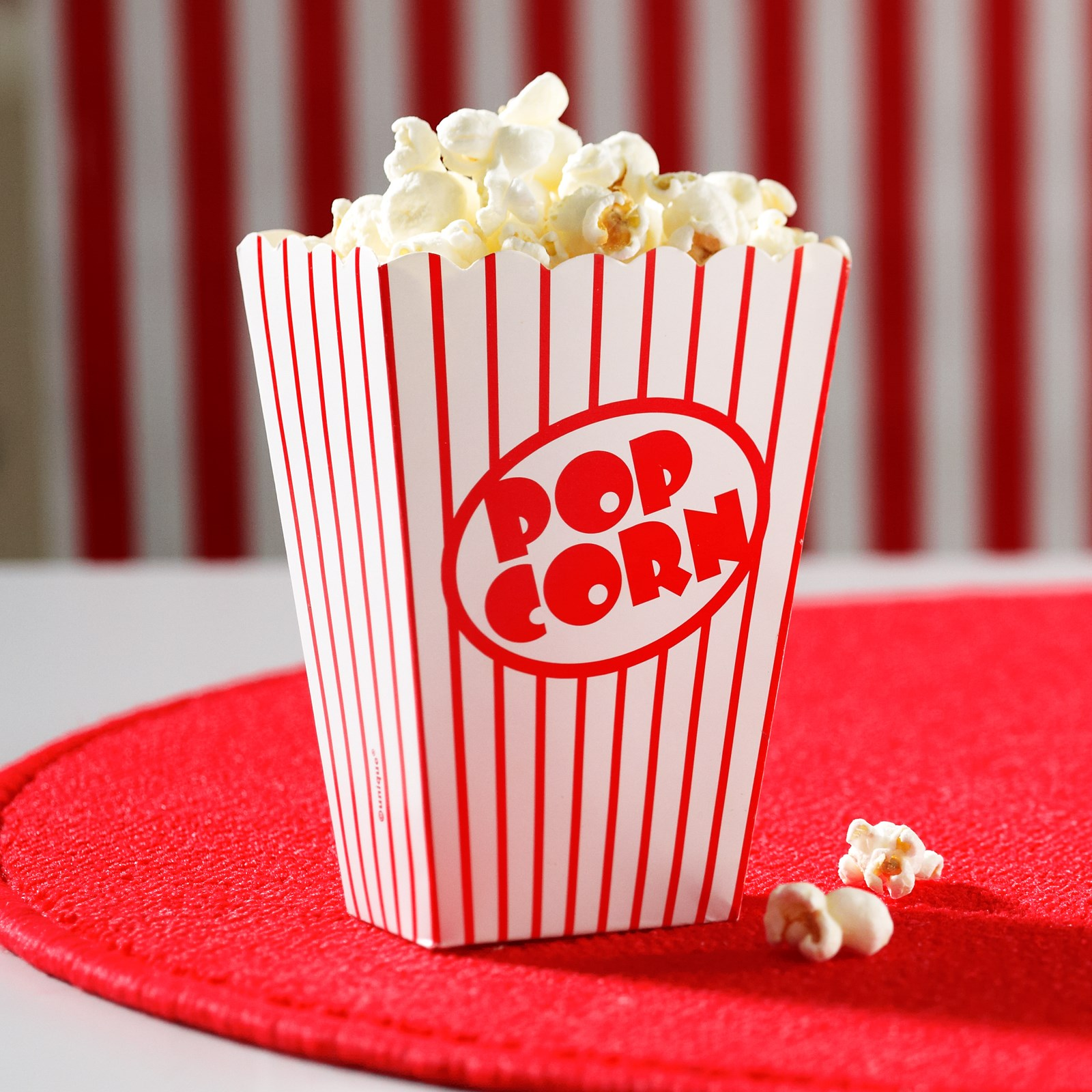 Popcorn Boxes 8 Count Buycostumes Com