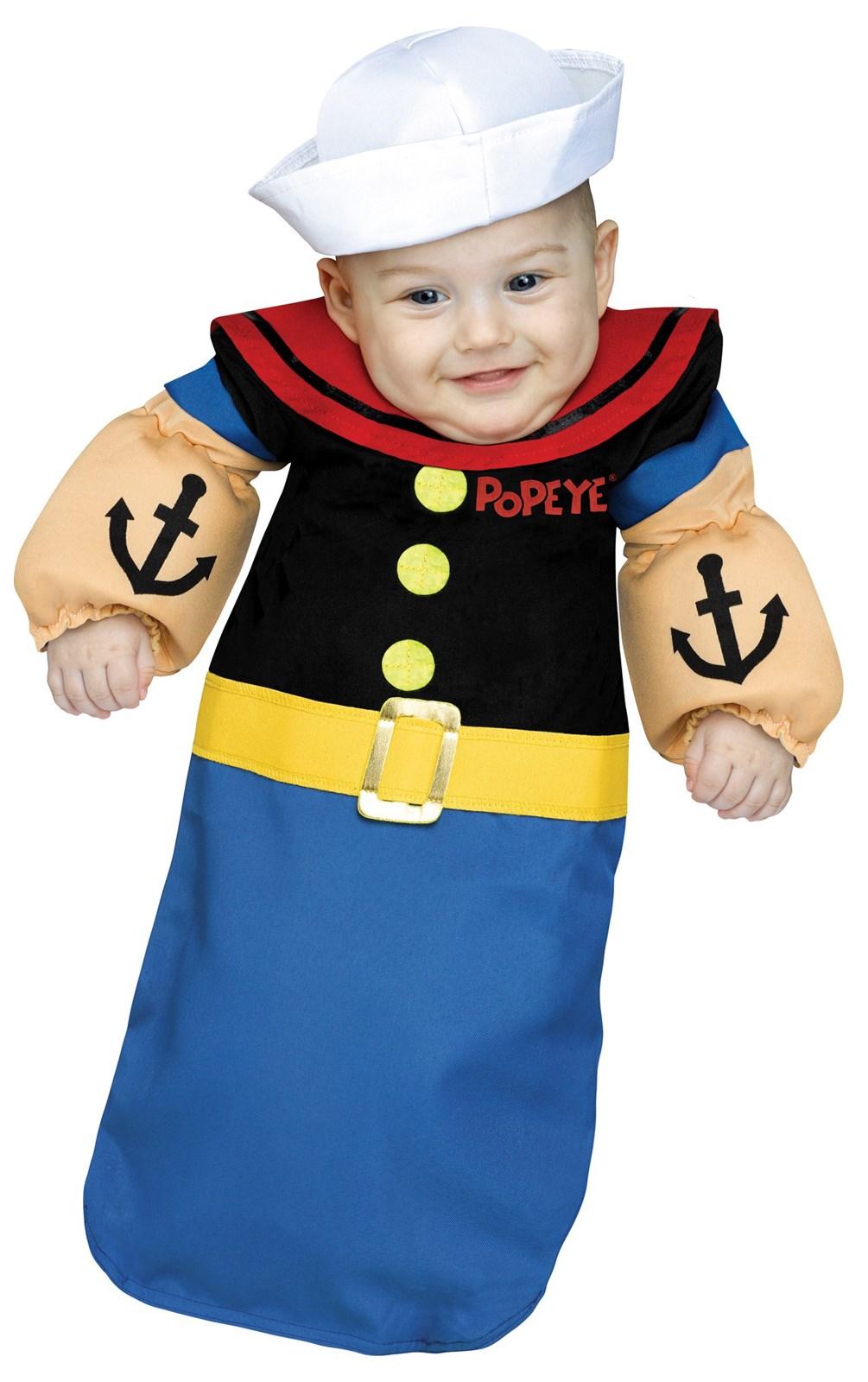 Popeye Baby Bunting