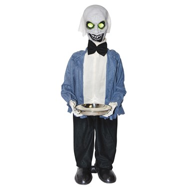 Porch Squatter Zombie