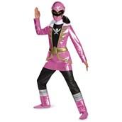 Power Ranger Super Megaforce Deluxe Pink Ranger Girls Costume