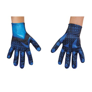 Power Rangers:  Blue Ranger Child Gloves