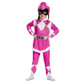 Power Rangers - Mighty Morphin  Pink Ranger Toddler Classic Costume