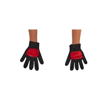 Power Rangers - Ninja Steel Red Ranger Ninja Steel Toddler Gloves
