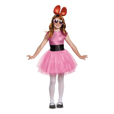 Powerpuff Girls Blossom Tutu Deluxe Child Costume