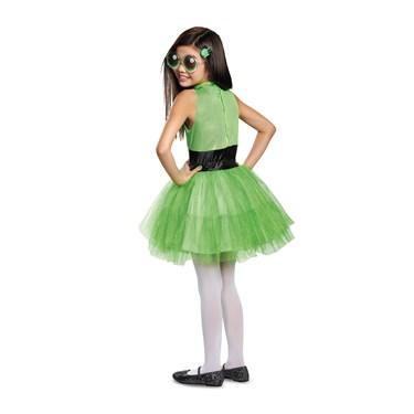Powerpuff Girls Buttercup Tutu Deluxe Child Costume