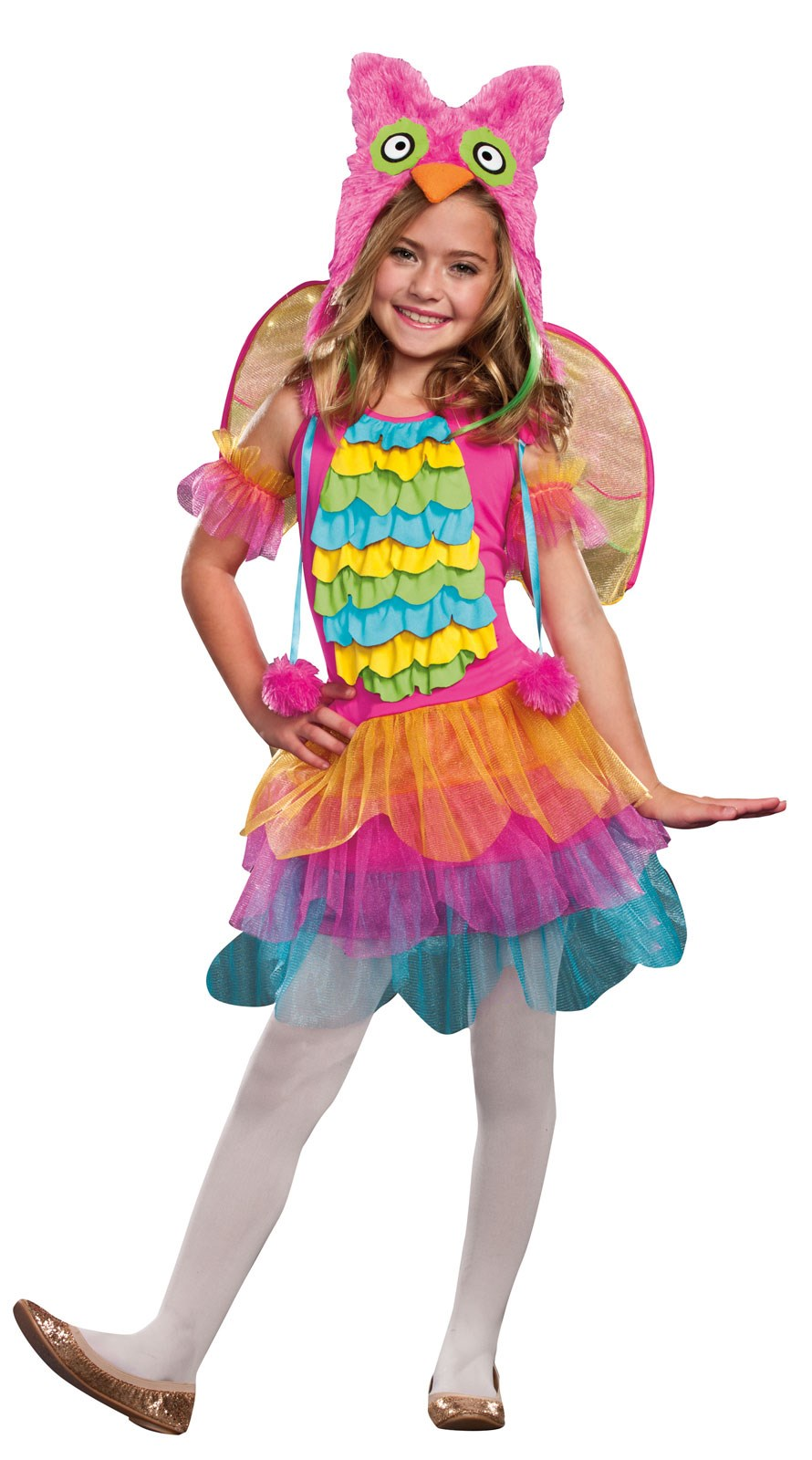 Precious Lil Owl Costume for Kids