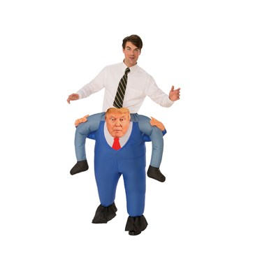 Presidential Piggyback Costume - One Size