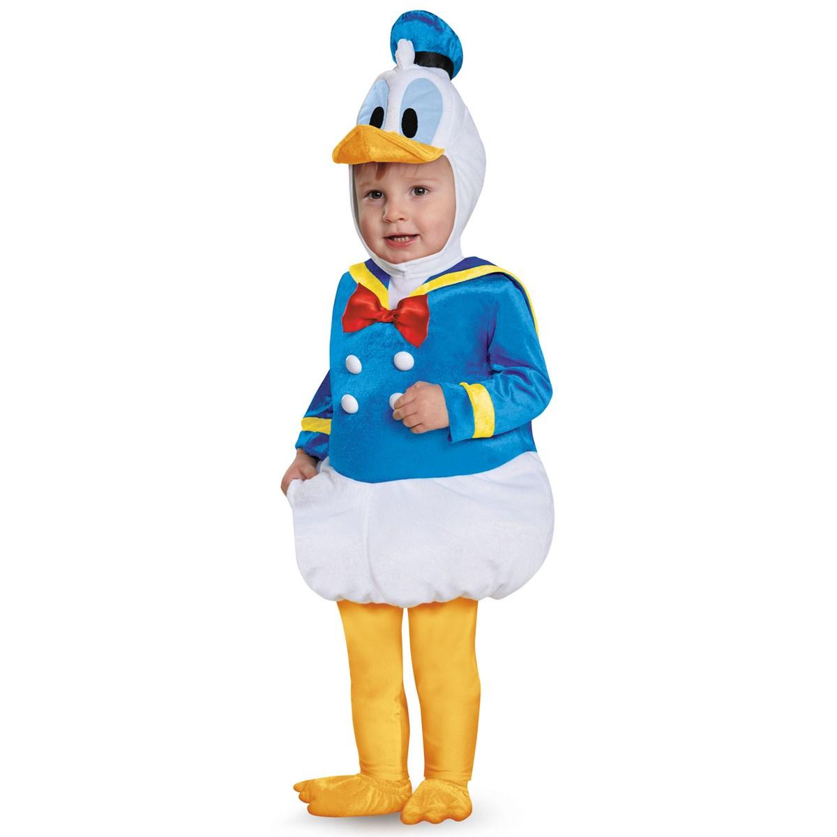prestige toddler donald duck costume buycostumes com