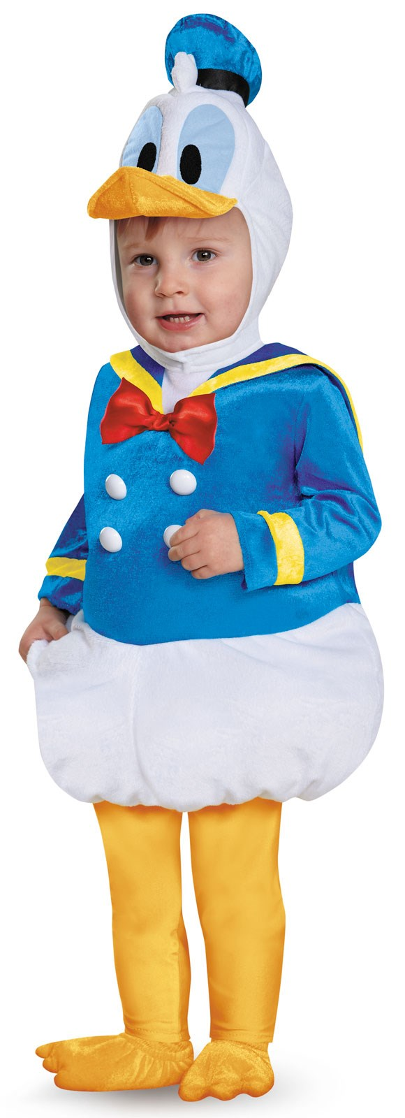 Prestige Toddler Donald Duck Costume | BuyCostumes.com