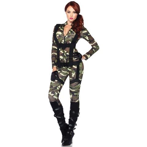 Pretty Paratrooper Uniform