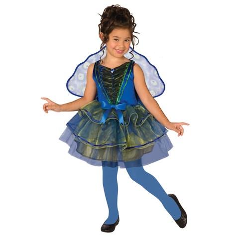 Pretty Peacock Child Costume