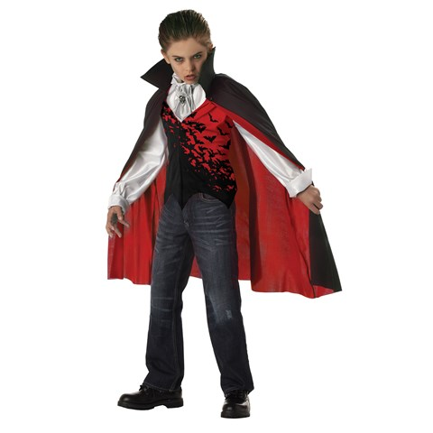 Prince of Darkness Child Costume